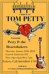 Petty and the Heartshakers in Bakersfield, CA